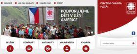Foto: página web oficial de Cáritas Checa en la ciudad de Pilsen