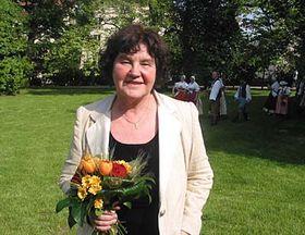 Jiřina Langhammerová