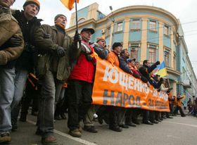 Ukraine, photo: CTK