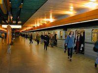 Viajar en metro puede resultar más peligroso de lo que parece...