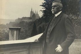 Karel Kramář, photo: archive of National Museum