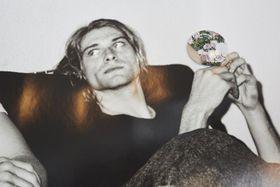Kurt Cobain, foto: Plates/Teller No. 19, 2016, © Juergen Teller