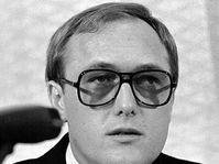 Pavel Minařík in 1976, photo: CTK
