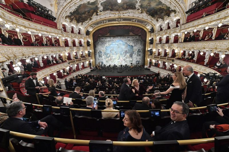 Státní opera Praha, foto: ČTK / Vít Šimánek