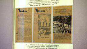 Le magazine Vedem, photo : ČT24