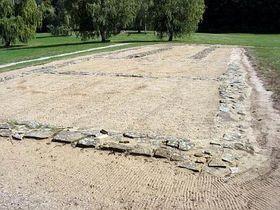 Archeologická nalezište uMikulčic
