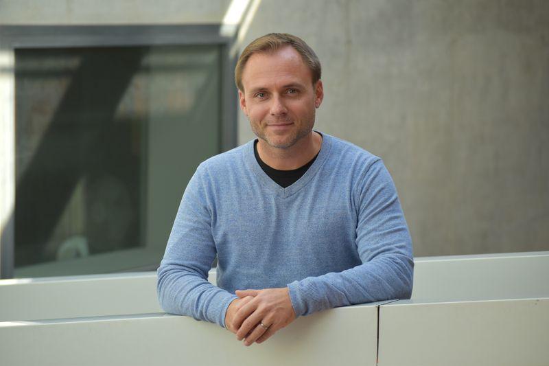 Мартин Некола, фото: Ондржей Томшу