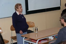 Doris Grozdanovičová (Foto: Archiv des Instituts Theresienstädter Initiative)