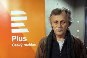 Jiří Dědeček, photo: Jan Bartoňek, ČRo