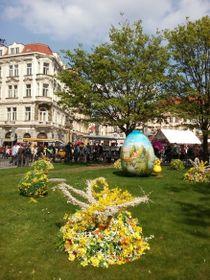 «Зеленым» называют в Страстную неделю четверг, Фото: Екатерина Сташевская, Чешское радио - Радио Прага