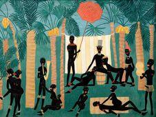 «Негритянский рай», фото: Galerie Kodl