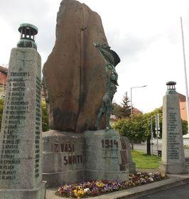 Памятник жертвам Первой мировой войны, Фото: Екатерина Сташевская, Чешское радио - Радио Прага