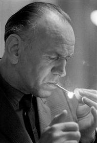 František Hrubín, photo: CTK
