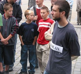 На пражской площади Мира (Фото: Ася Чеканова)