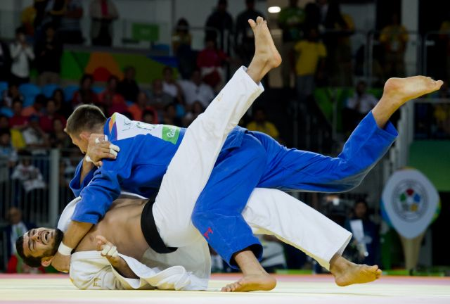 Krpálek clinches Olympic gold in judo competition | Radio Prague