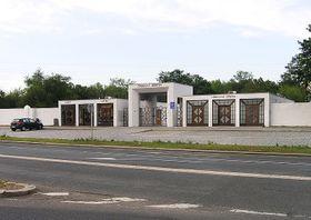 Кладбище в Дяблицах в стиле кубизм, Фото: CC BY-SA 2.5