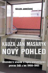 'The Jan Masaryk case a new interpretation', photo: archive of Nakladatelství Českého lesa