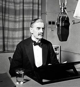 On 9th September 1939 Chamberlain declared war on Germany