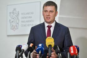 Tomáš Petříček, photo: ČTK / Vít Šimánek