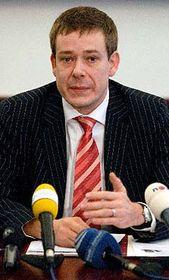 Ministr spravedlnosti Pavel Němec, foto: ČTK