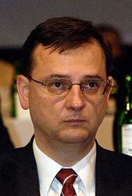 Místopředseda ODS Petr Nečas, foto: ČTK