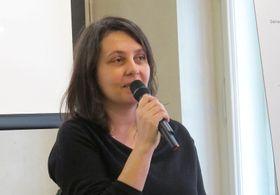 Hana Kulhánková, photo: Kristýna Maková