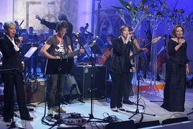 Joan Baez, Lou Reed, Suzanne Vega, Reneé Fleming, photo: CTK