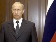 Vladimir Putin, foto: ČTK