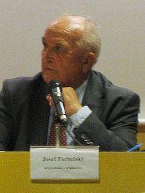 Josef Forbelský, foto: Rosario García