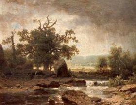 A. Chwala: Wildbach