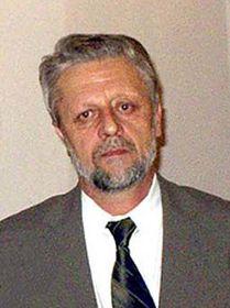 Ministr vnitra František Bublan