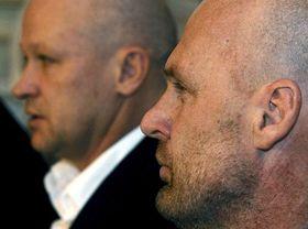 Ivan Hašek et Michal Bílek, photo: CTK