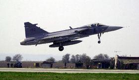Jas-39 Gripen, фото: ЧТК