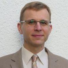Hans-Heiner Gorris (Foto: Archiv der Universität Regensburg)