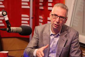 Petr Neužil, photo: Jana Přinosilová, Czech Radio