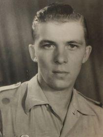 Otakar Hašek im Jahr 1949 (Foto: Post Bellum)
