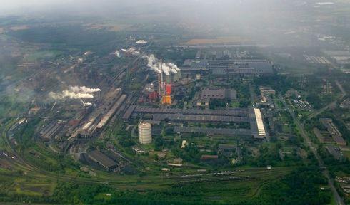 ArcelorMittal plant in Ostrava, photo: František Tichý / Czech Radio