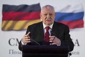 Михаил Горбачев, Фото: ЧТК
