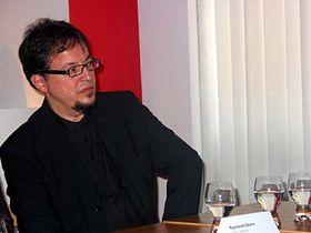 Raymundo Sesma, foto: Autora