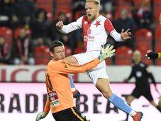 Slavia Prag - Teplice (Foto: ČTK / Michal Kamaryt)
