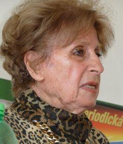 Zdenka Fantlová, foto: Milena Štráfeldová