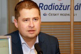 Алеш Михл (Фото: Шарка Шевчикова, Чешское радио)