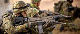 Foto: Presentación oficial de la Universidad de Defensa de Brno