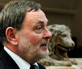 Pavel Varvařovský, photo: CTK