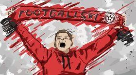 Photo: Footballski