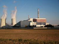 Dukovany nuclear power plant, photo: Jiří Sedláček, CC BY-SA 4.0