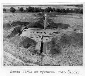 Bylany, photo: Site officiel de Bylany / Archeologický ústav AV ČR