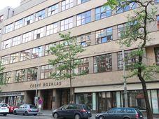 Hauptgebäude des Tschechischen Rundfunks in der Straße Vinohradská in Prag (Foto: Lenka Žižková)