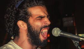 Ramy Essam, foto: página web del festival Un Mundo