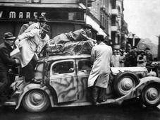 Prager Aufstand (Foto: Archiv des Militärhistorischen Instituts in Prag)